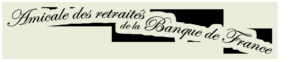 Amicale des Retraités de la Banque de France